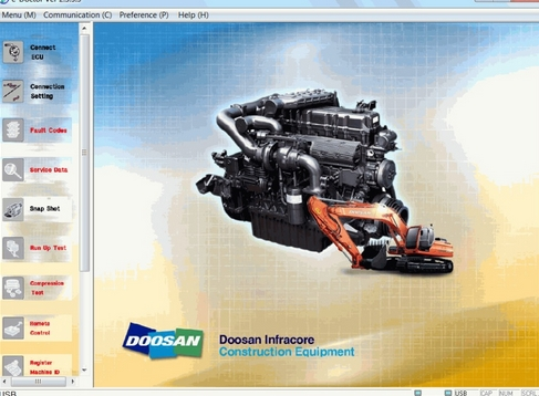 Doosan E-Doctor 2016 Industry and Construct  + KG Full