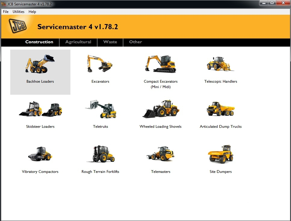 JCB ServiceMaster 4 v1.78.2 [02.2019] Diagnostic Full